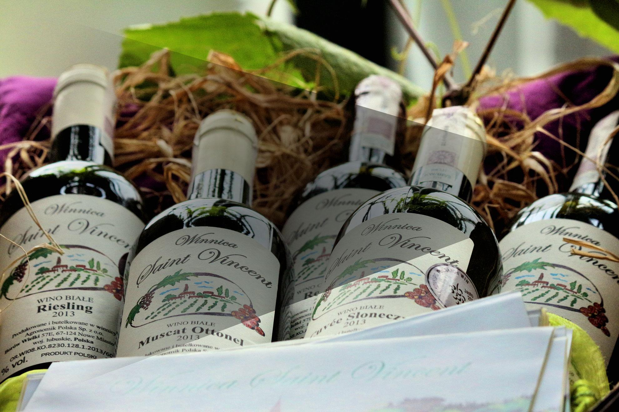 Wina lubuskie